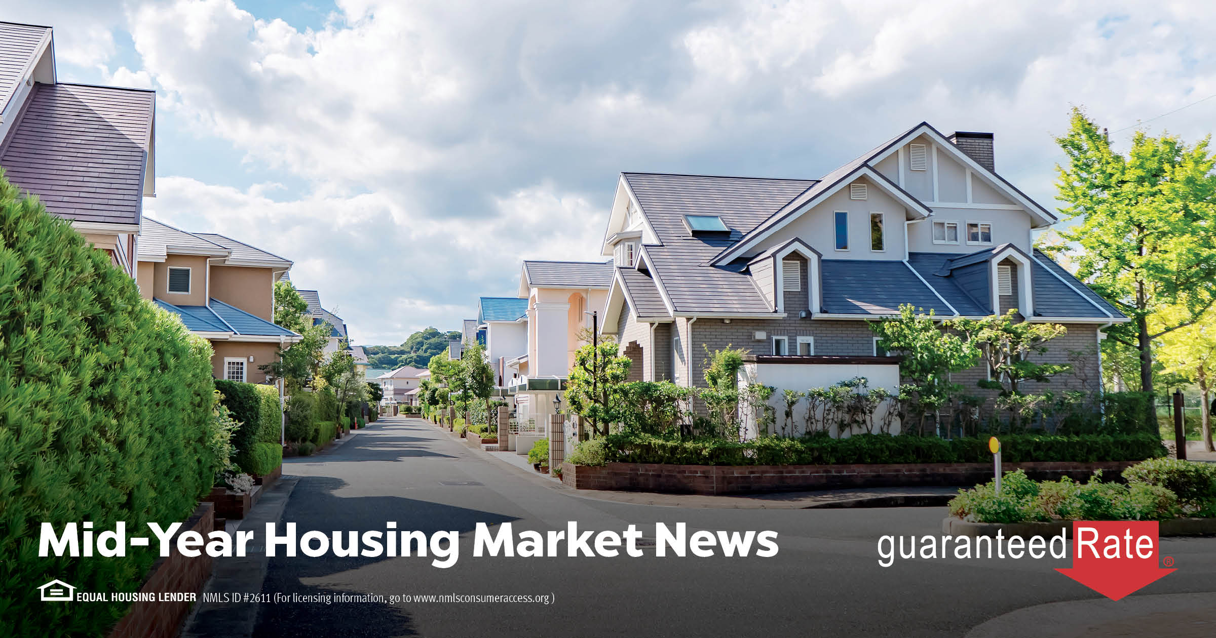 Mid-Year Housing Market News: Hot homes, hotter rates