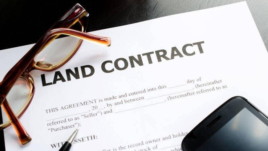 Land contract advantages for sellers