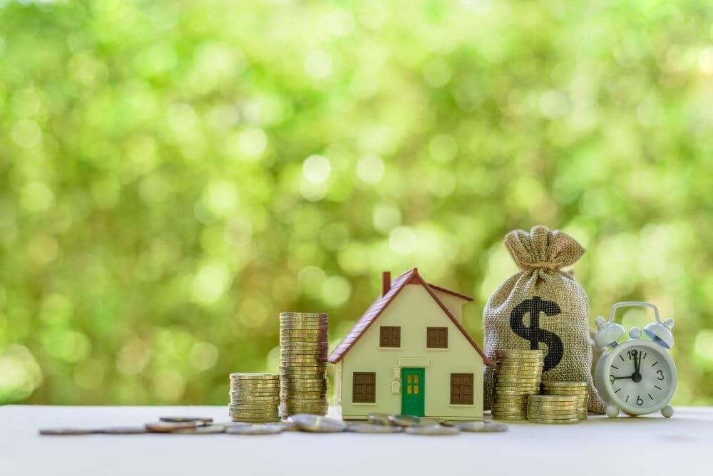 What is a lien on a property?