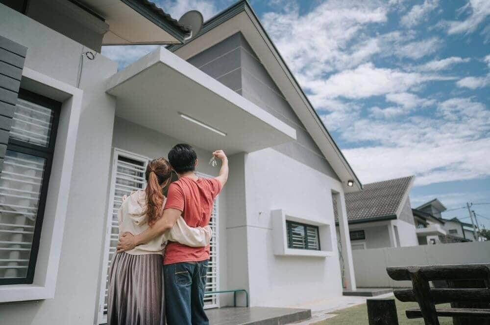 Determining the size of a down payment