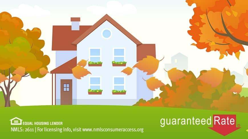 Here's why fall is a great time to buy a home